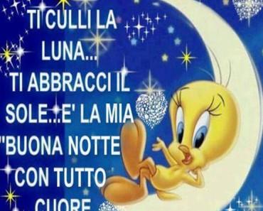 Buonanotte Con Tutto Il Cuore Amico Mio Immagini Buonanotte