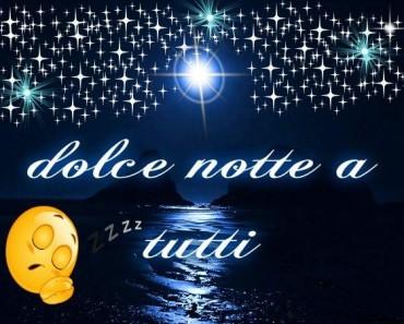 Foto Buonanotte Bella Immagini Buonanotte