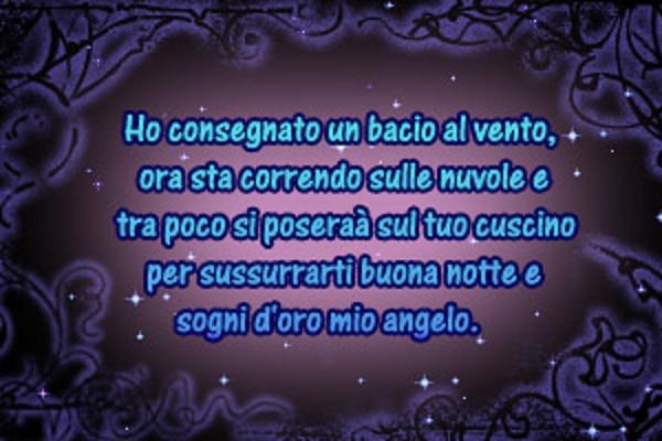 Buona Notte Con Frase Fortunata Immagini Buonanotte
